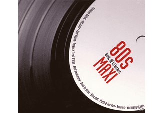VARIOUS - 80S TO THE MAX - (CD)