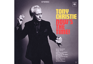 Tony Christie - Now's The Time! [CD]