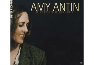 Amy Antin - Just For The Record - (CD)