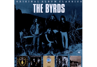 The Byrds - Original Album Classics - (CD)