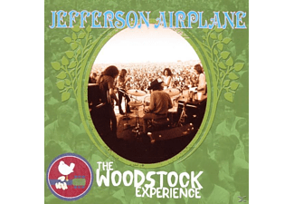 Jefferson Airplane, VARIOUS - Jefferson Airplane: The Woodstock Experience - (CD)