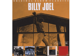 Billy Joel - ORIGINAL ALBUM CLASSICS [CD]
