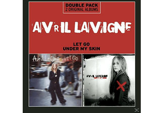 Avril Lavigne - Let Go/Under My Skin - (CD)