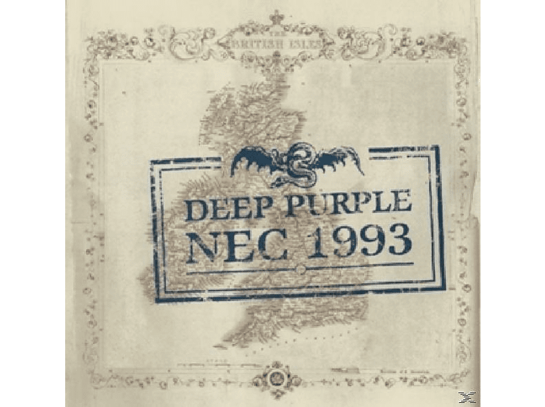 Deep Purple - Live At The Nec 1993 [CD]