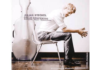Rheinische Philharmonie, Raiskin, Julian Steckel - Cellokonzerte - (CD)
