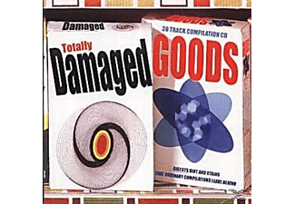 VARIOUS - Totally Damaged Goods [CD]