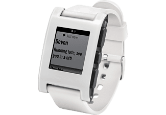 PEBBLE Pebble Original Smartwatch Artic White - (301WH)
