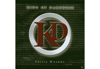 King Of Darkness - TRIPLE WAMMY - (CD)