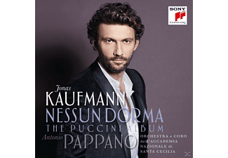 VARIOUS - Nessun Dorma-The Puccini Edition - (DVD)
