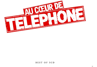 Telephone - A Coeur De Telephone Best Of CD