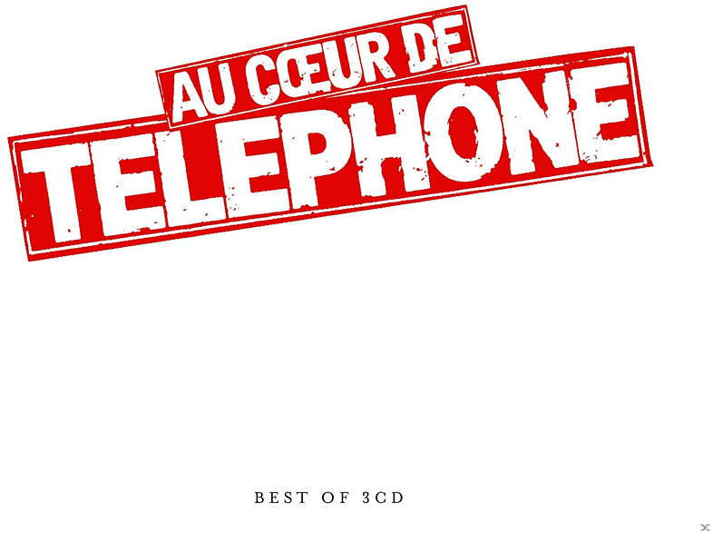 Telephone - A Coeur De Telephone-Best Of [CD]