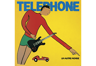 Telephone - Un Autre Monde (Remastered2015) - (Vinyl)