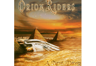 Orion Riders - A New Dawn - (CD)