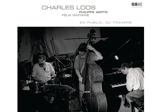Charles Loos - En Public, Au Travers - (CD)