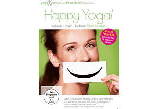 Yoga Easy - HAPPY YOGA - Lockern, Lösen, Lachen - Lebe leichter! - (DVD)