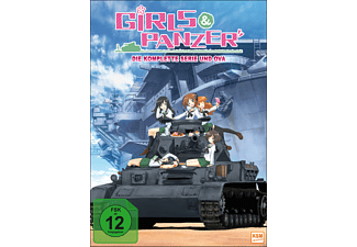 Girls und Panzer: Vol. 1 [DVD]