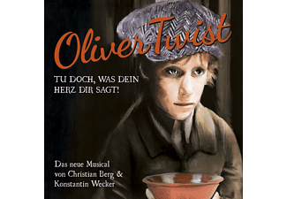Konstantin Wecker - Oliver Twist-Das Musical - (CD)