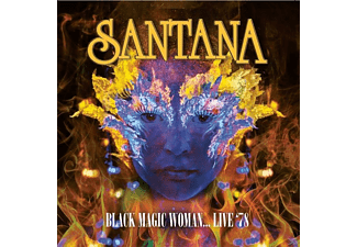 Carlos Santana - Black Magic Woman ... Live '78 [CD]