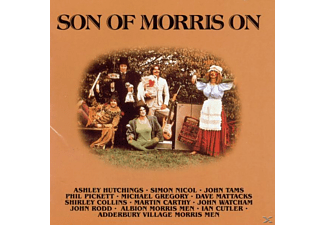 Hutchings Ashley+friends - Son Of Morris On - (CD)