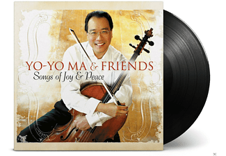 Yo-Yo Ma - Songs Of Joy & Peace - (Vinyl)