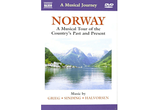 Various - A Musical Journey - Norway - (DVD)