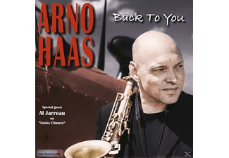 Arno Haas - Back To You - (CD)