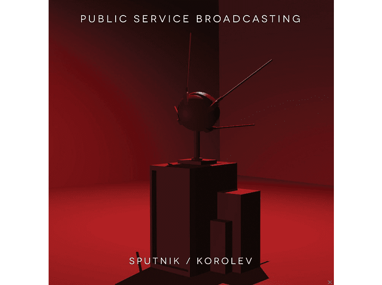 Public Service Broadcasting - Sputnik/Korolev [Maxi Single CD]