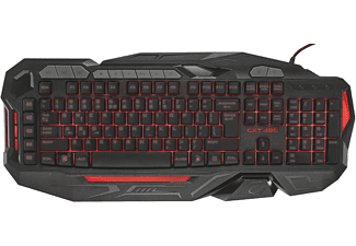 TRUST Clavier gamer GXT 285 QWERTY (20433)