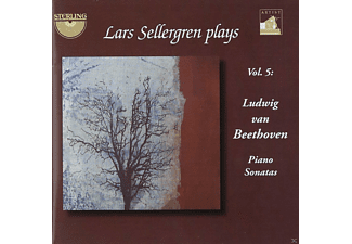 Lars Sellergren - Lars Sellergren Plays Vol.5 - (CD)