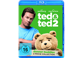 Ted 1+2 Box Komödie Blu-ray