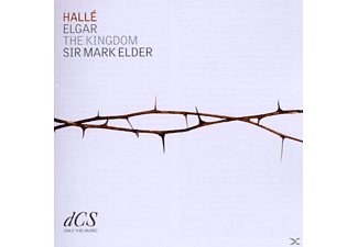 Mark Halle Orchestra & Elder - The Kingdom op.51 - (CD)