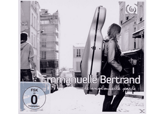 Emmanuelle Bertrand - Le Violoncelle Parle - (CD + DVD Video)
