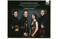 Cuarteto Casals - Quartets Dedicated To Haydn [CD]
