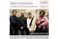 Lawrence Dutton, Quartetto Di Cremona - Complete String Quartets Vol.5 [SACD]