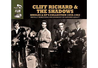 Cliff Richard - Singles & Ep Collection [CD]
