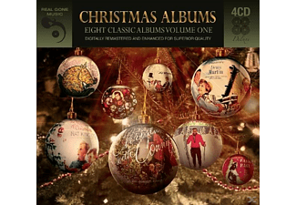 VARIOUS - 8 Christmas Albums 1 - (CD)