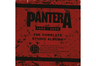 Pantera - The Complete Studio Albums 1990-2000 (CD)