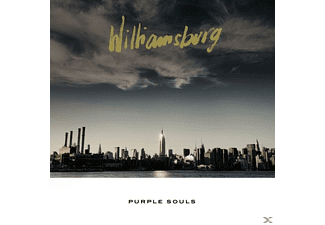 Purple Souls - Williamsburg - (CD)