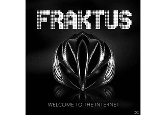 Fraktus - Welcome To The Internet - (CD)