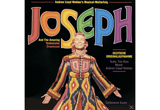 Michael Kosarin, Essen Musical - Joseph & The Amazing Technicolor Dreamcoat - (CD)