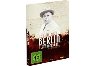 Berlin Alexanderplatz (Digital Remastered) - (DVD)