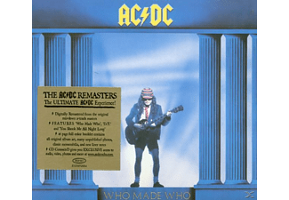 AC/DC - Who Made Who - (CD)