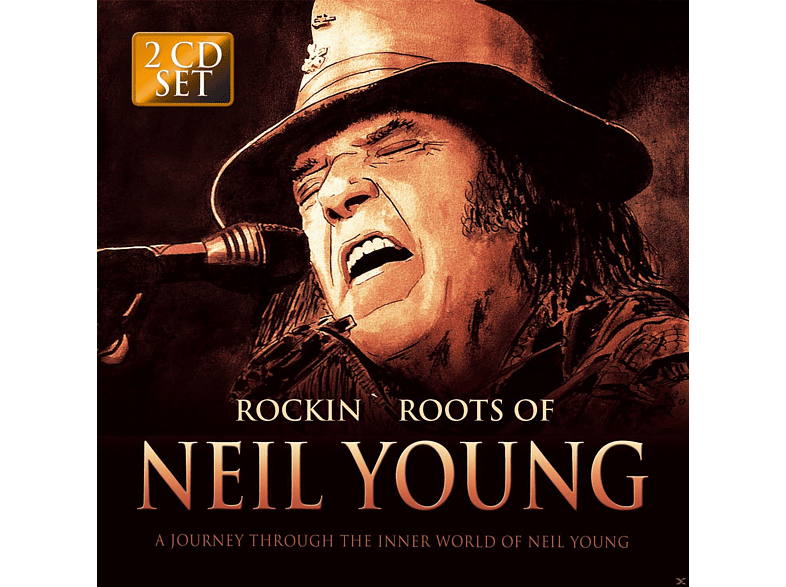Neil Young - Rockin Roots Of Neil Young [CD]