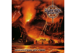 Burning Point - Salvation By Fire (Re-Release) - (CD)