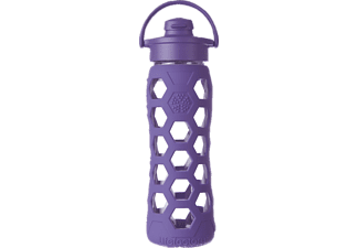 LIFEFACTORY 14790, Trinkflasche, Royal Purple