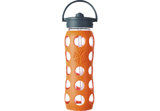 LIFEFACTORY 15011, Trinkflasche, Orange