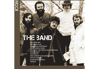 The Band - Icon - (CD)