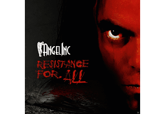 Angelinc - Resistance For All - (CD)