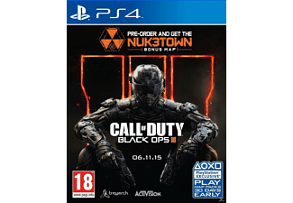Call of Duty Black Ops III PlayStation 4