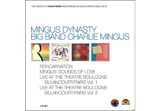 Mingus Dynasty, Charlie Big Band Mingus - Mingus Dynasty - (CD)